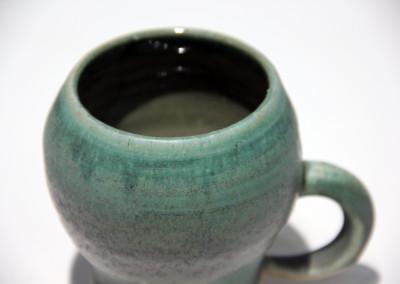 Thrown Mugs